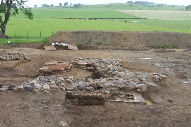 Bridekirk Archeology